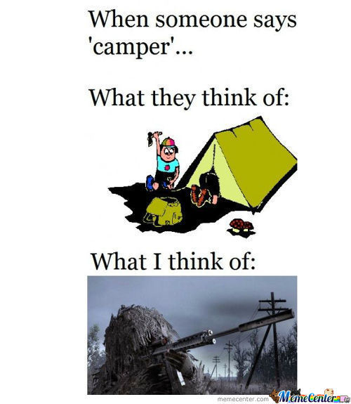 Online Gaming Addicts [Campers]