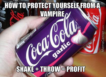 Only Avalible When The Vampires Stike!