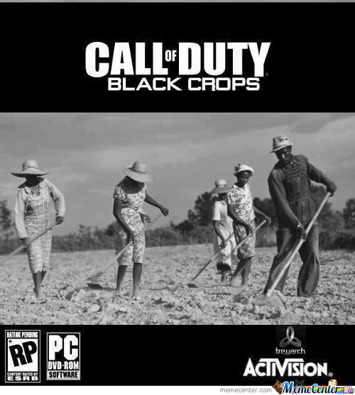 Only Cod I Would Play