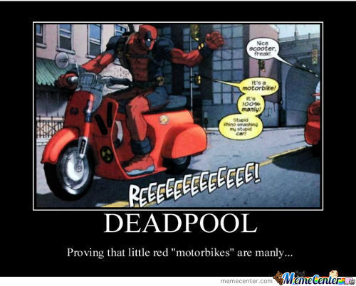 Only Deadpool