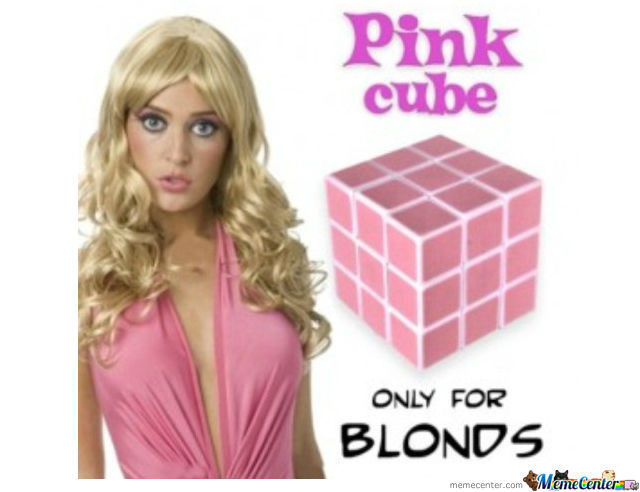 Only For Blonds