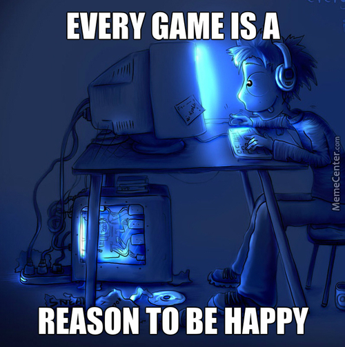 Only For Gamers