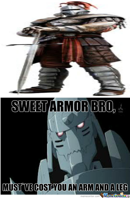 Only Fullmetal Fans Will Get It