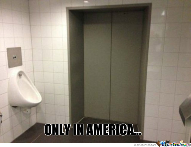 Only In America