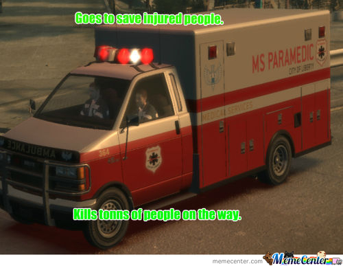 Only On Grand Theft Auto