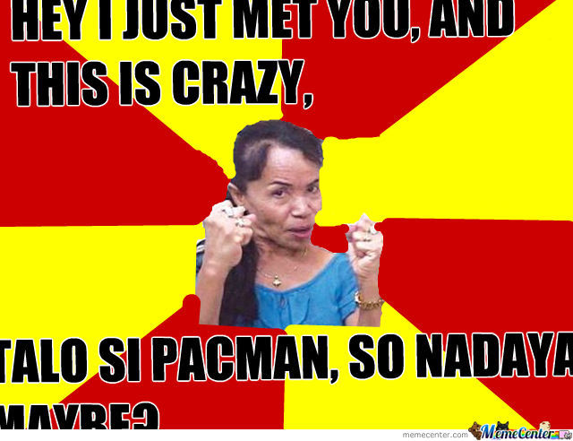 Only Pinoy's Will Understand This!