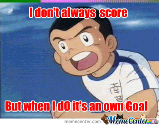 Only True Fan Of Captain Tsubasa Will Understand ;)