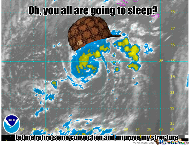 Only Weather Geeks Wil Get This...