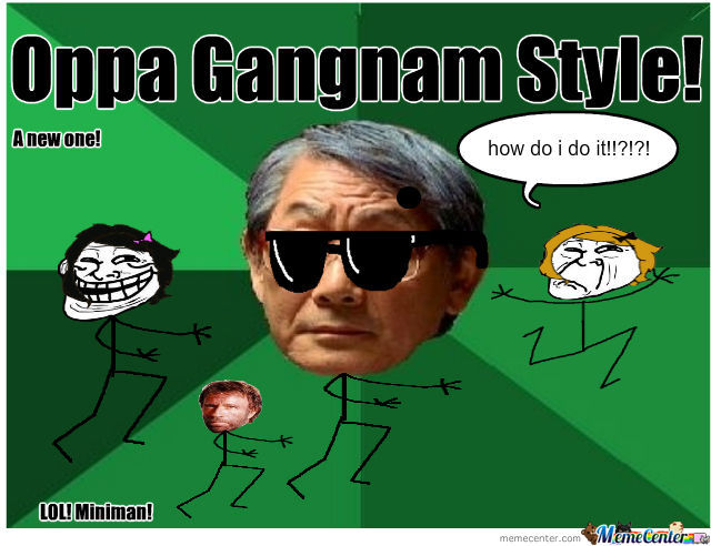 How the Gangnam Style Video Became a Global Pandemic