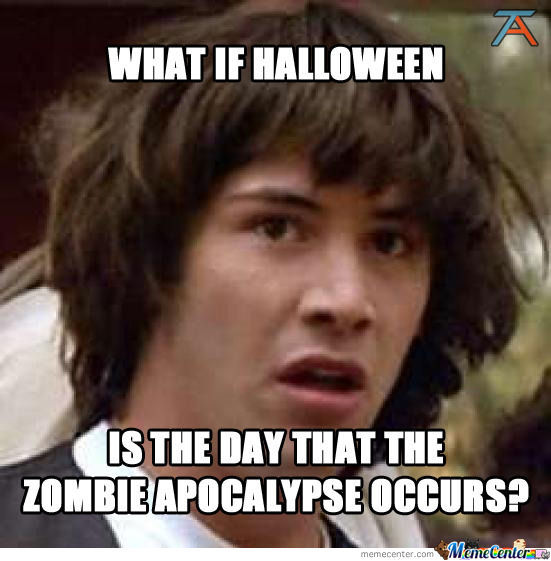 Or Aliens And Witches Invade?