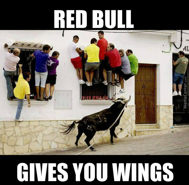 Or Black Bull Makes You Spiderman?