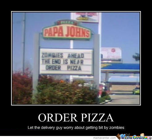 Order Pizza
