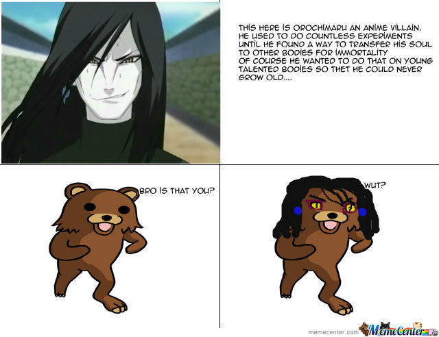 Oro-Pedo Bear Lol