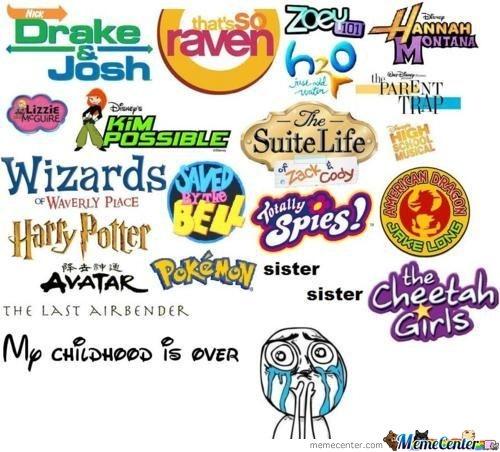 Our Childhood Is Over