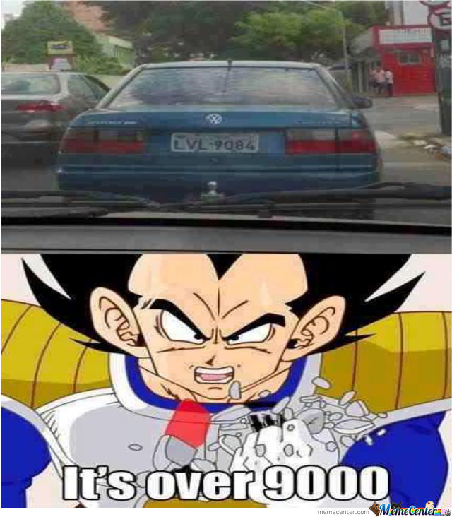 Over 9000!!!!!!!!