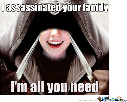 Overly Attached Assassin