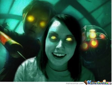 Overly Attached Bioshock
