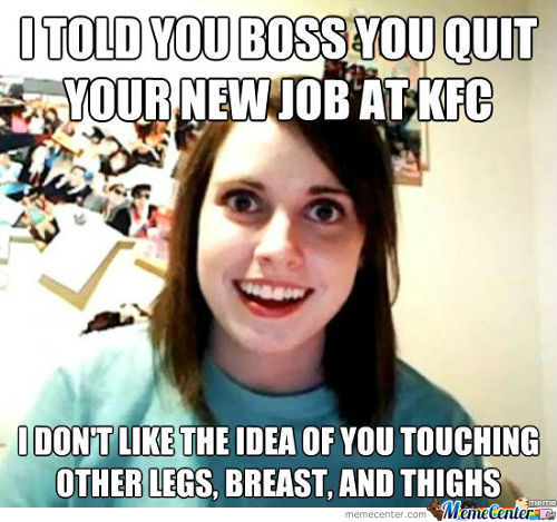 Overly Attached Breasts Legs And Thighs