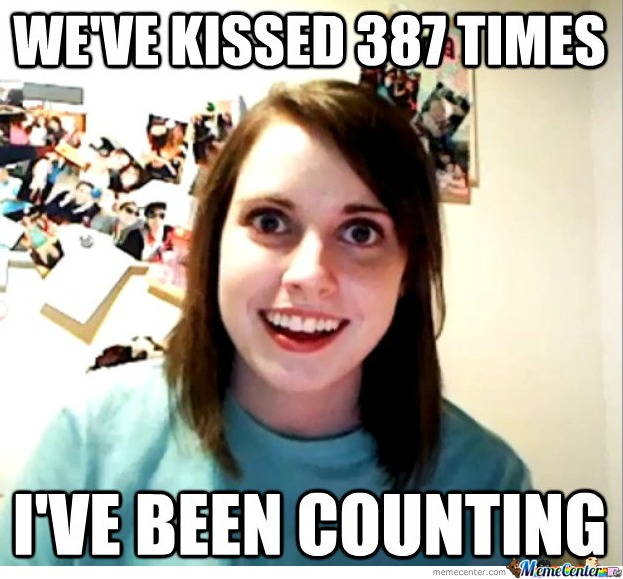 Overly Attached Gf (Ak)