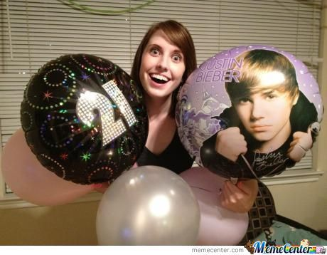 Overly Attached Girlfriend,being Creepy At Her Birthday