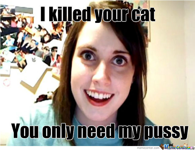 overly attached girlfriend meme eggs - photo #6
