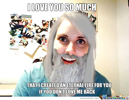 Overly Attached God