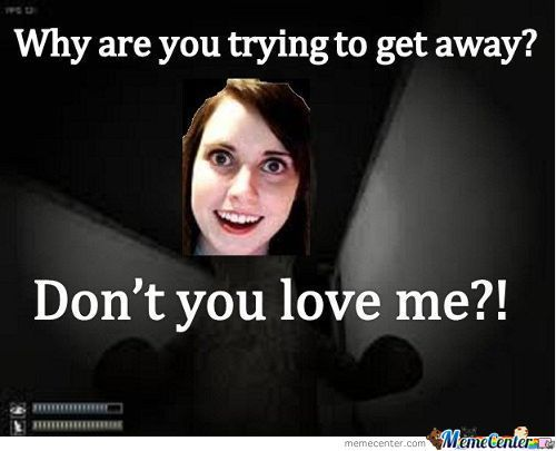 Overly Attached Scp-173