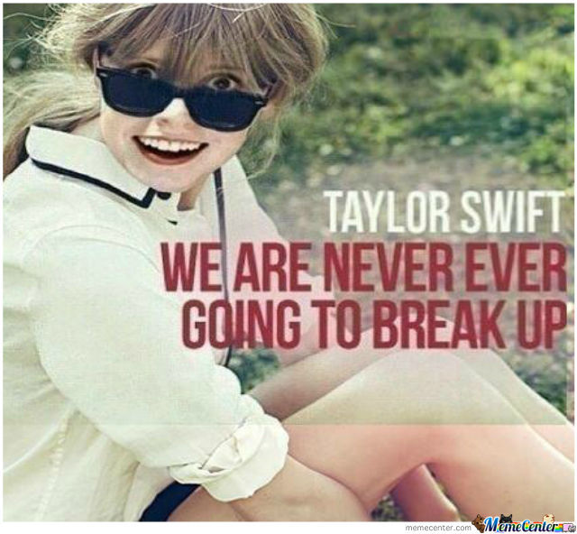 Overly Attached Taylor