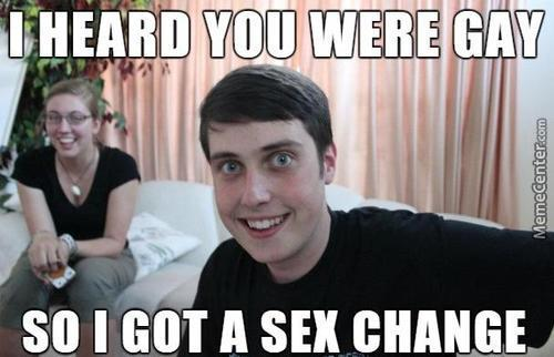 Overly Attached...