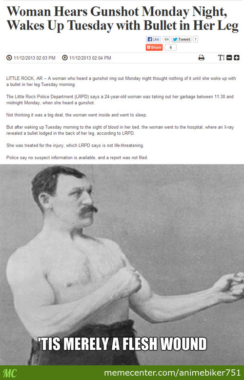 Overly Manly Man's Sister
