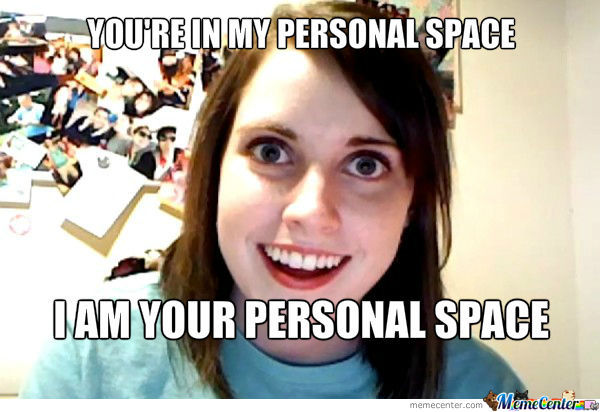 Overly Overly Attached Girlfriend
