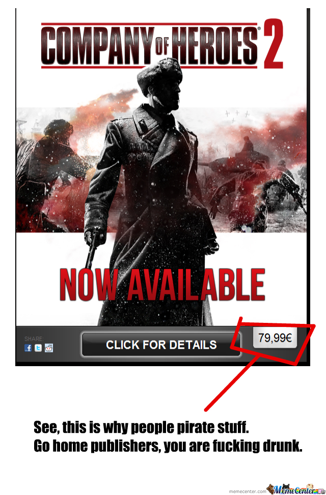 Overpriced Games Are Overpriced. I Will Just Pirate It.
