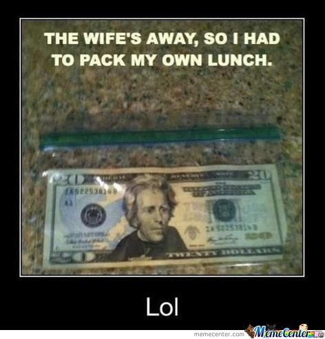 Own Lunch