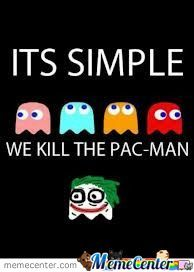 Pac-Man Joker