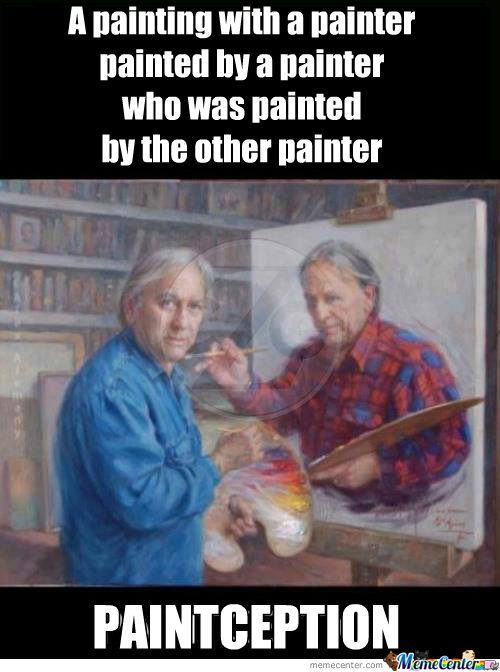 Paintception