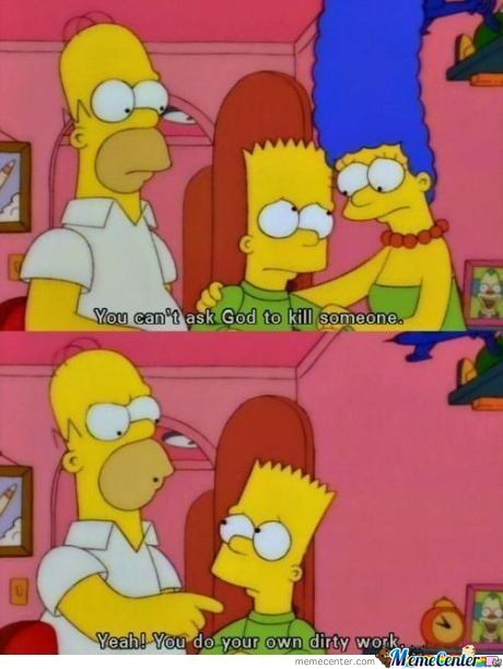 Parenting : Homer Style