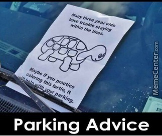 Parkint Advice