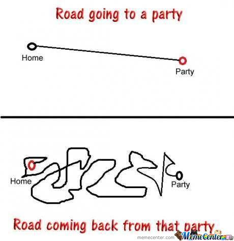 Party Goers Will Understand