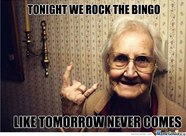 Party Hard Granny
