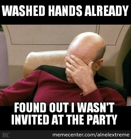 Party-Invited Fail