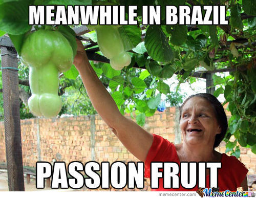 Passion What?