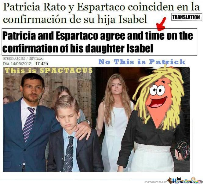 Patricia And Espartaco