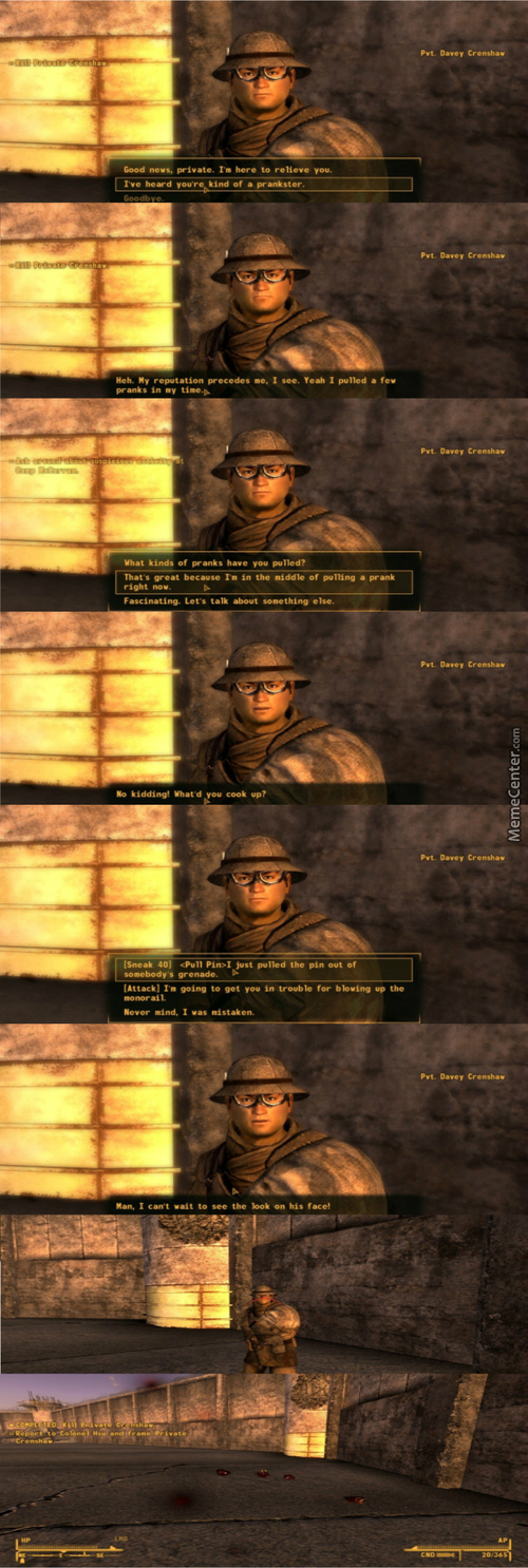Patrolling The Mojave Almost Makes You Wish For A Nuclear Winter