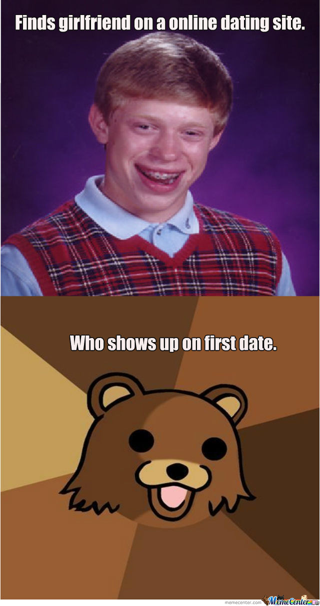 Pedo Bear Strikes Again