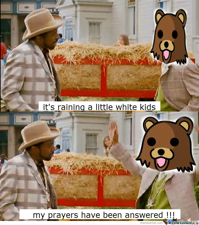 Pedo Bear Wishes...