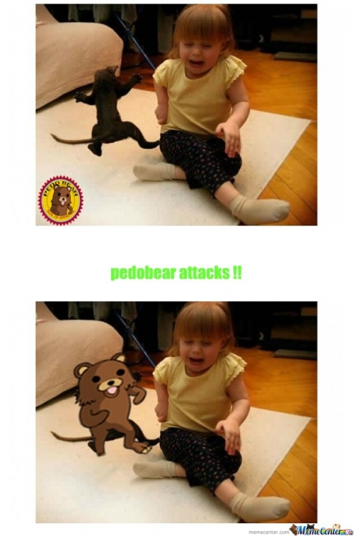 pedobear has a cousin !