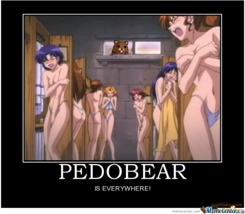 pedobear is everywhere