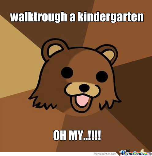 Pedobear Strike Again!!!