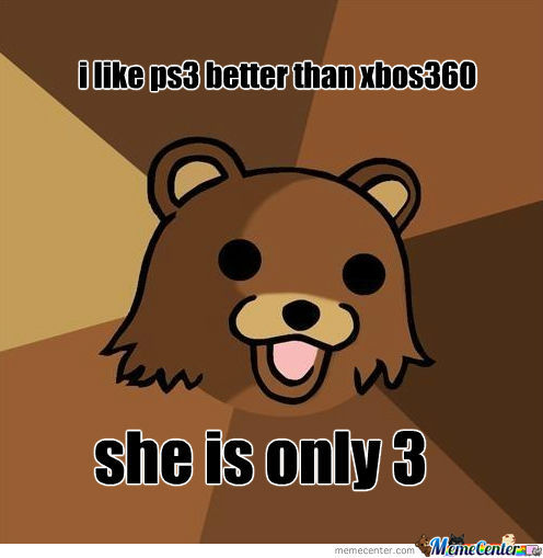 Pedobear Strikes Back