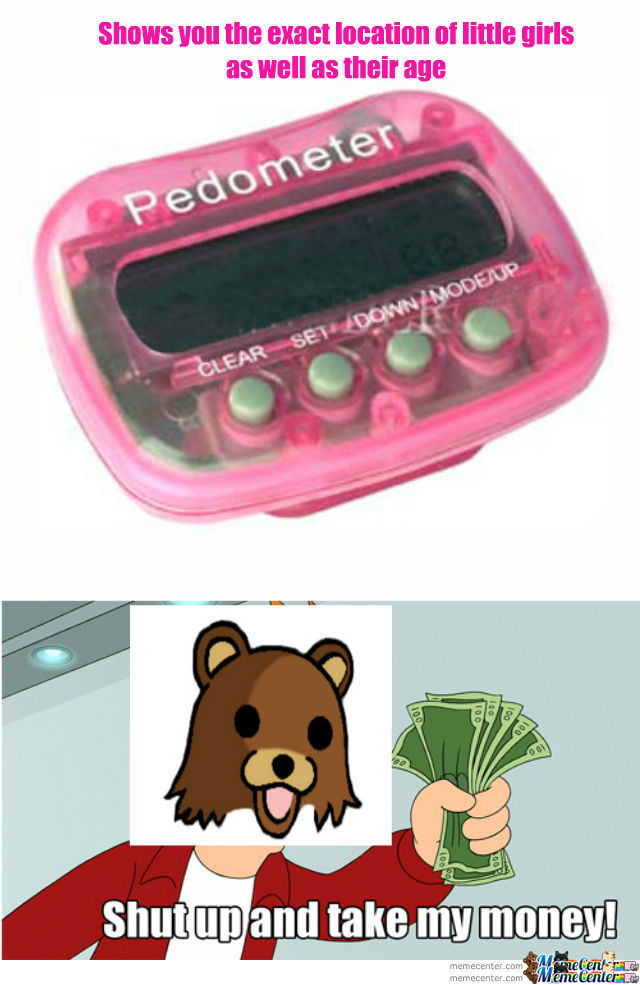 Pedobear's Little Helper